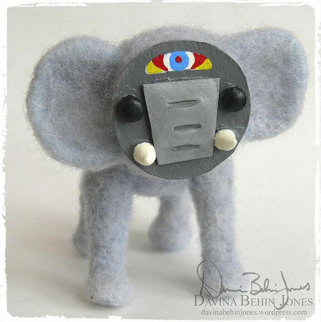elephant DragonBehin