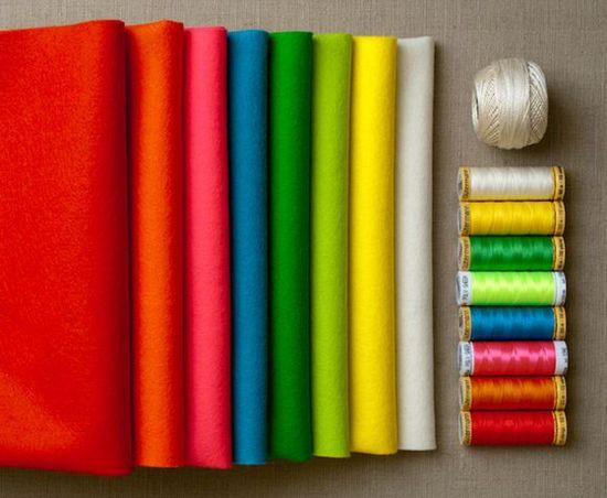 Материалы для елочной игрушки - объемной ленты