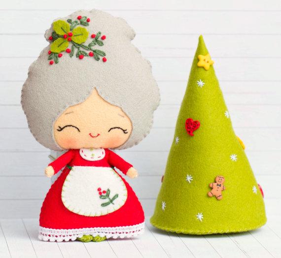 Миссис Санта от Noialand ^_^