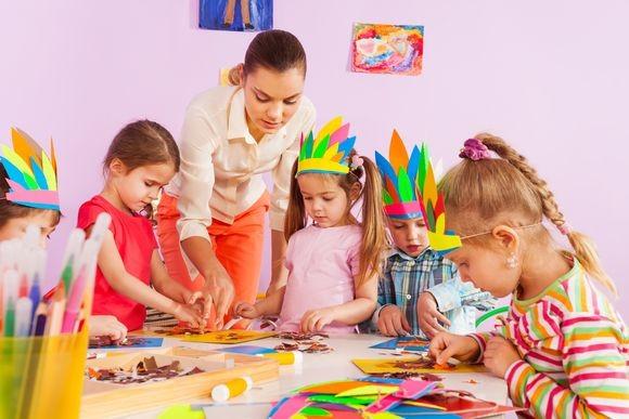 Обучение детей творчеству