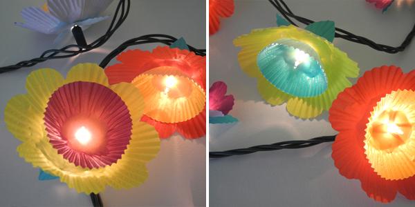 cupcake-flower-lights