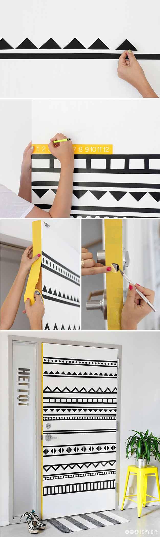 diy-door-art