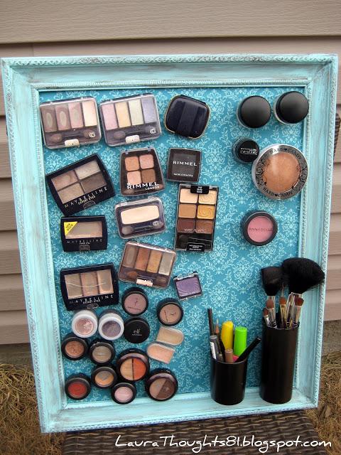 make-up-magnet-board