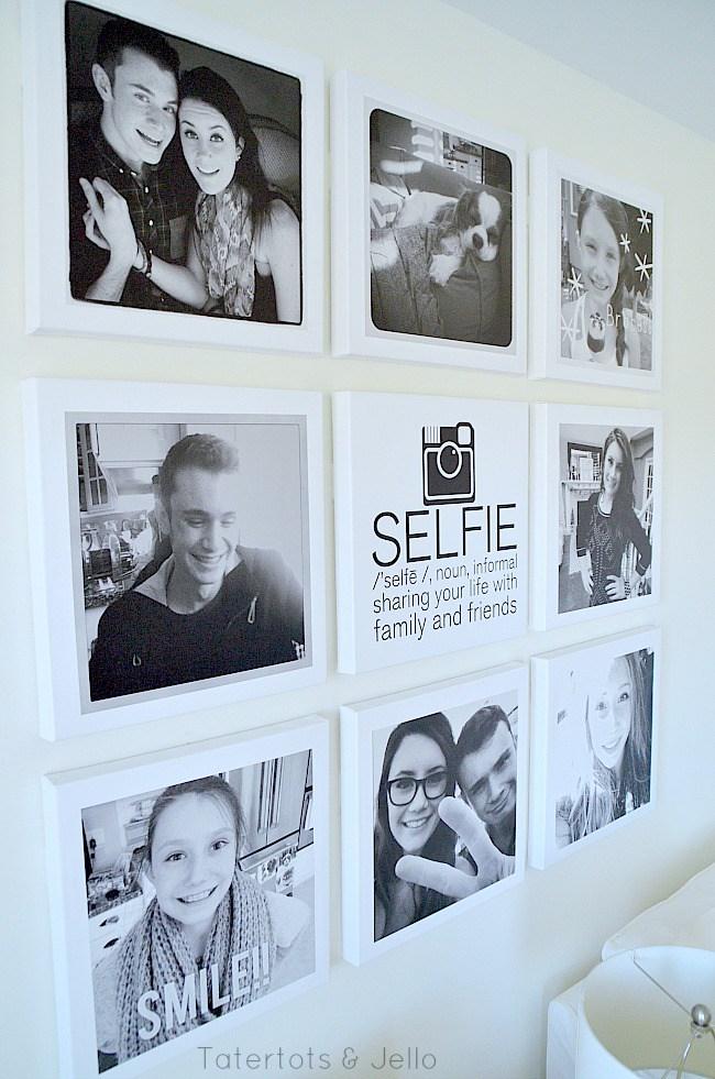 selfie-photo-wall