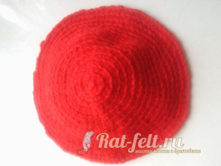 вяжем шляпу