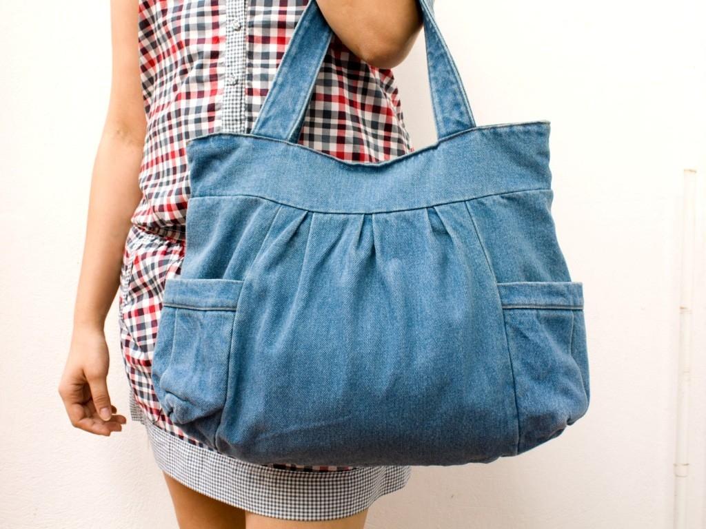 0000000052 Как сшить сумку из старых джинсов