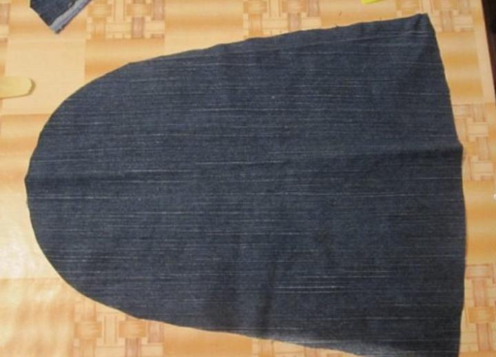 Как сшить ручки на сумку из джинса фото 956