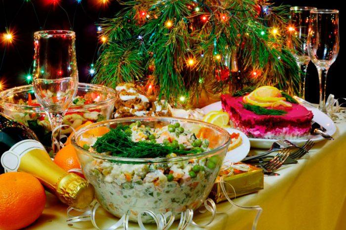Праздничный стол: что готовить