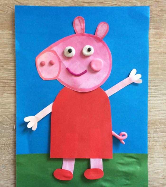 Свинка Пеппа из мультфильма