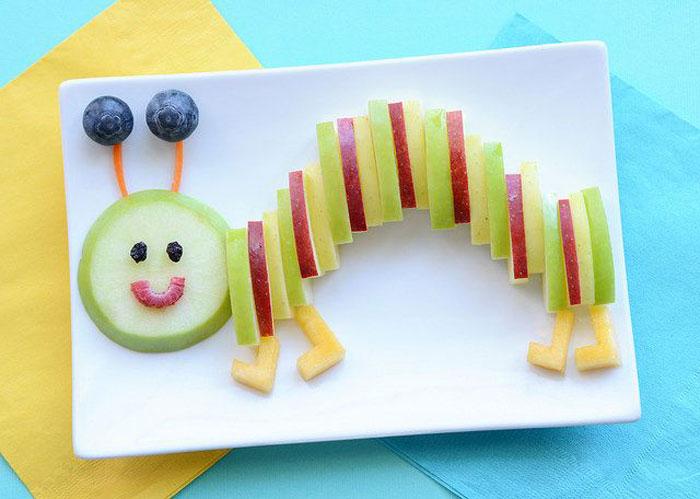 Идеи поделок из фруктов для детского сада