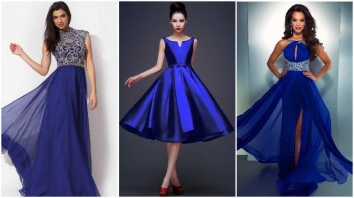 Цветовые решения и декоративные элементы платьев