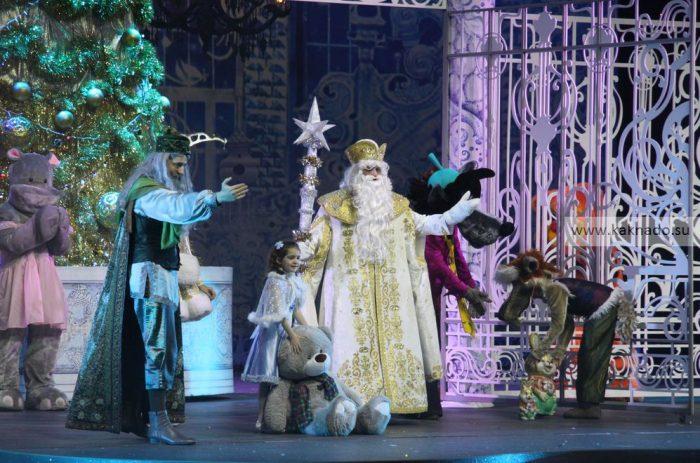 Дед Мороз и его главнейший секрет
