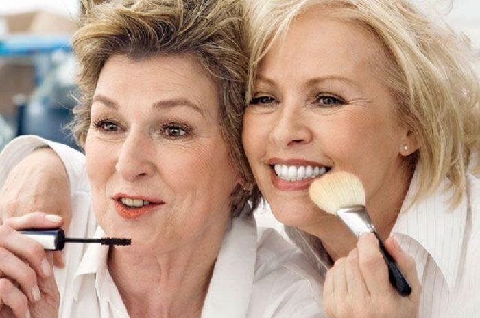 Женщине 50 лет макияж на каждый день