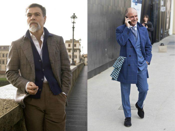 Мода для мужчин за 50