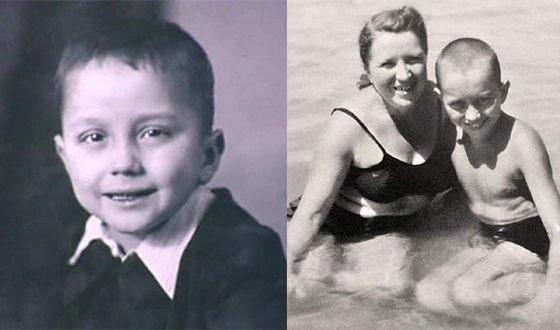 Детство и юность
