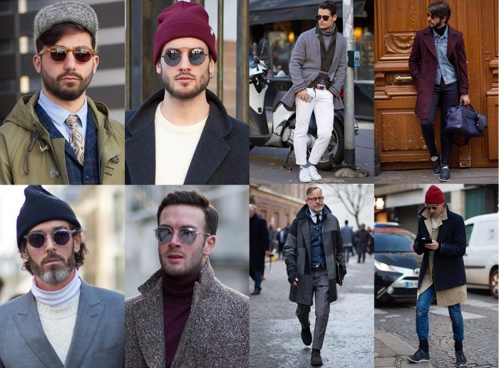 Новые тенденции: мужская мода осень-зима 2018-2019