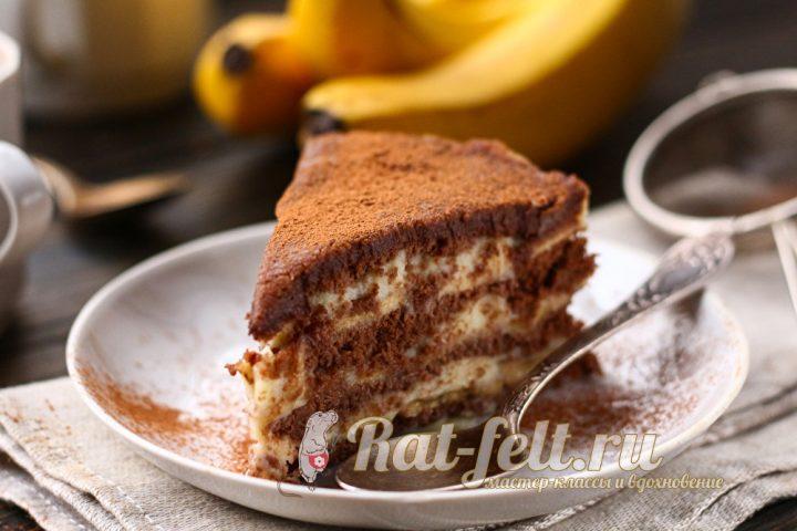 вкусный и сочный торт