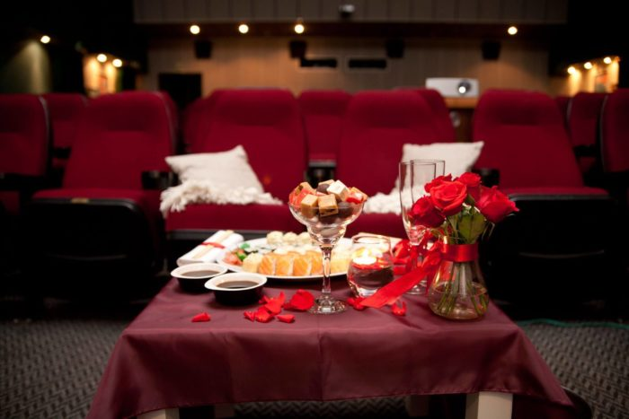 Кинотеатр дома