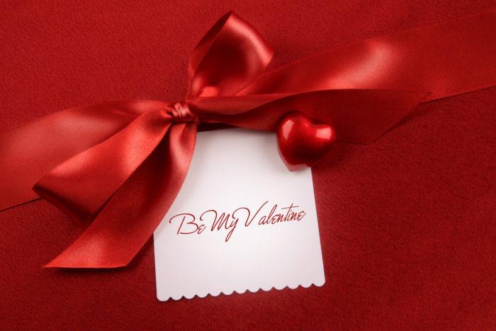 открытку ко Дню Святого Валентина