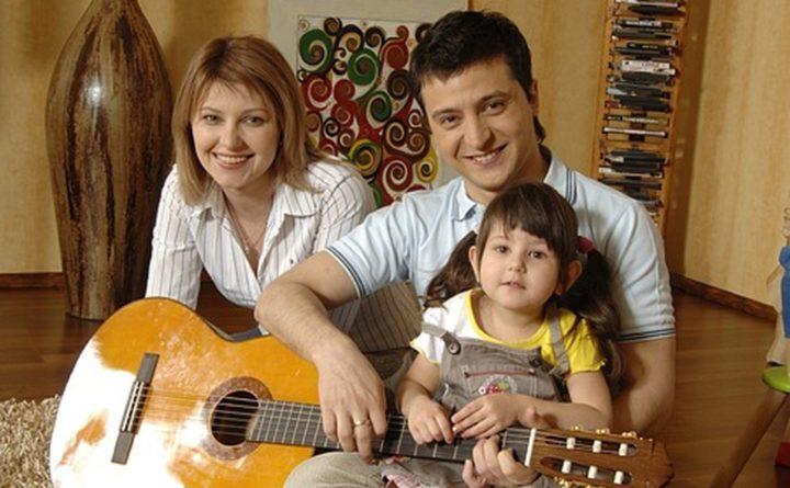 Владимир Зеленский: личная жизнь и семья, жена и дети, семейные фотографии