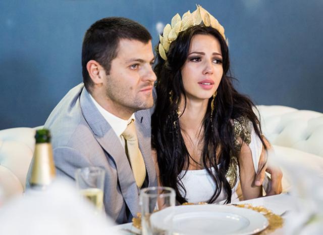 Александр Радулов и Дарья