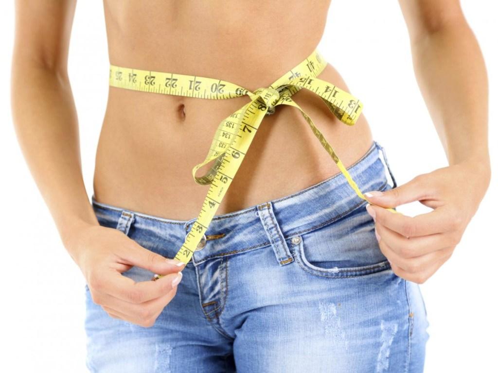 Чтобы талия похудела