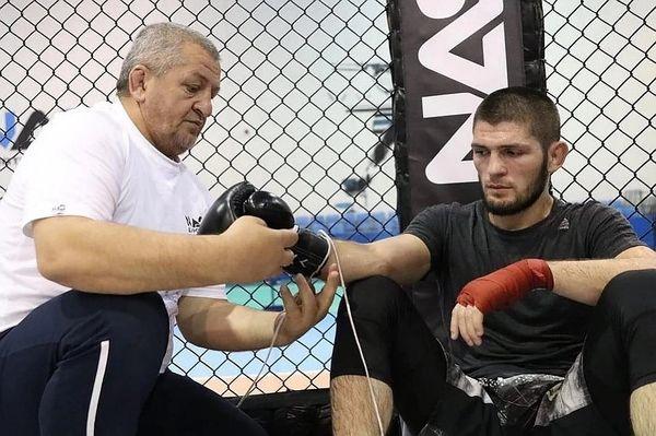 Абдулманап Нурмагомедов: биография и личная жизнь тренера