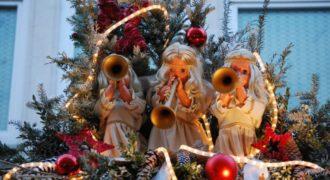 Миниатюра к статье Интересные рождественские обычаи