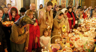 Миниатюра к статье Когда начинают праздновать Пасху и во сколько