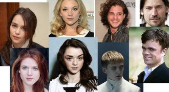 Миниатюра к статье 10 самых красивых актеров из «Игры престолов»