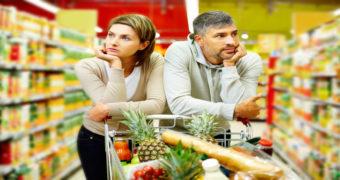 Миниатюра к статье 10 уловок! Как нас обманывают супермаркеты?