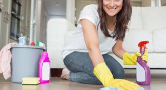 Миниатюра к статье ТОП-5 самых распространенных ошибок при уборке дома или квартиры