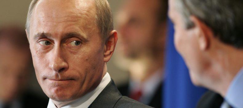 Миниатюра к статье На самом деле двойник Путина?