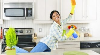 Миниатюра к статье Лайфхаки для уборки дома