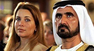 Миниатюра к статье Правитель Дубая - брошенный муж