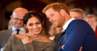 Миниатюра к статье Почему Принц Гарри и Меган Маркл сложили с себя королевские полномочия