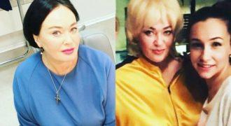 Миниатюра к статье Лариса Гузеева стала блондинкой