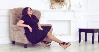 Миниатюра к статье Дочь Иосифа Пригожина похудела на 30 кг и стала моделью (фото до и после)