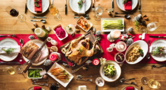 Миниатюра к статье Что должно быть на столе в год Свиньи 2019: праздничное меню