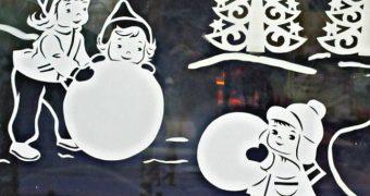 Миниатюра к статье Вытынанки на Новый год 2019: оригинальные идеи