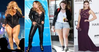 Миниатюра к статье 10 знаменитостей, которые смогли сильно похудеть