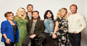Миниатюра к статье Продолжение сериала «Беверли-Хиллз, 90210» с прежними актерами