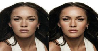 Миниатюра к статье Как нас дурят! 9 российских актрис до и после фотошопа