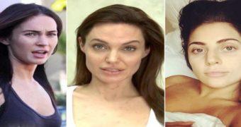 Миниатюра к статье Как выглядят знаменитые красотки без макияжа и фильтров (Топ 15)