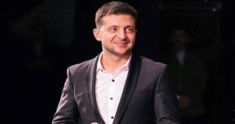 Миниатюра к статье Зеленский Владимир: биография, национальность