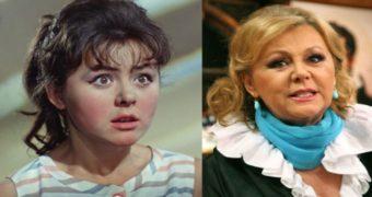 Миниатюра к статье Как сейчас выглядят 10 самых красивых советских актрис