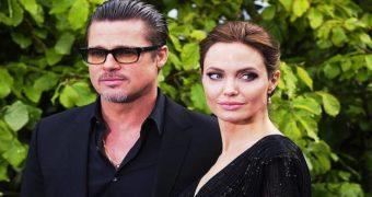 Миниатюра к статье Анджелина Джоли и Брэд Питт помирились - ради детей или снова роман?