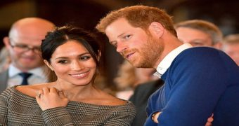 Миниатюра к статье Как изменились отношения Меган и принца Гарри после рождения сына