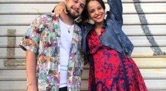 Миниатюра к статье Певица Сюзанна беременна от Мальбэка (фото)