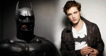 Миниатюра к статье Роберт Паттинсон станет новым Бэтменом